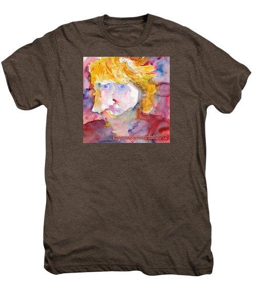 Portrait Of Graham Men's Premium T-Shirt