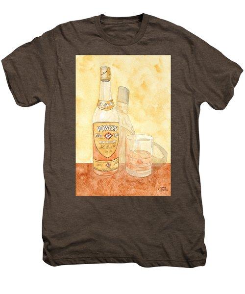 Powers Irish Whiskey Men's Premium T-Shirt