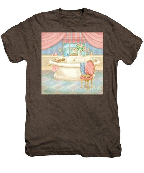 Pretty Bathrooms II Men's Premium T-Shirt