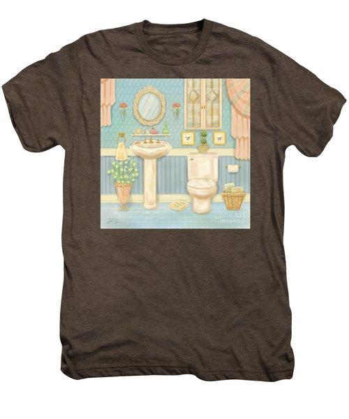 Pretty Bathrooms Iv Men's Premium T-Shirt