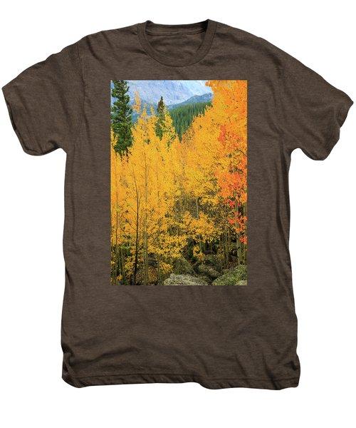 Pure Gold Men's Premium T-Shirt
