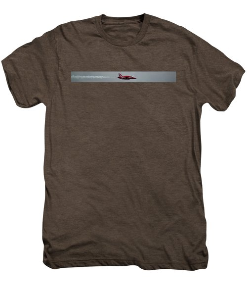Red Arrow Straight - Teesside Airshow 2016 Men's Premium T-Shirt