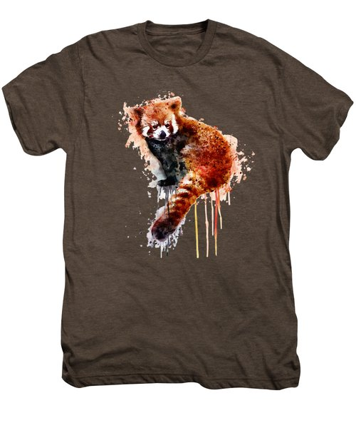 Red Panda Men's Premium T-Shirt