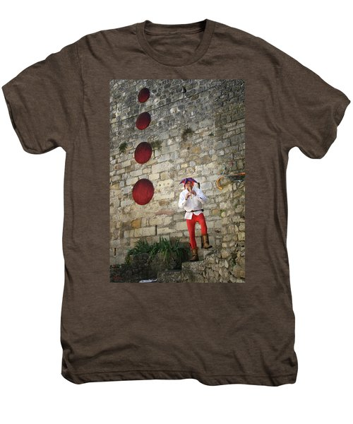 Red Piper Men's Premium T-Shirt