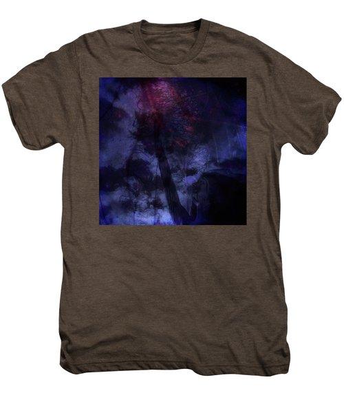 Red Stretch Men's Premium T-Shirt