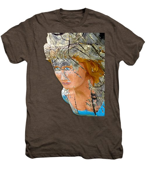 Regina Figurehead Men's Premium T-Shirt