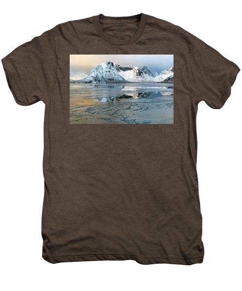 Reine, Lofoten 5 Men's Premium T-Shirt