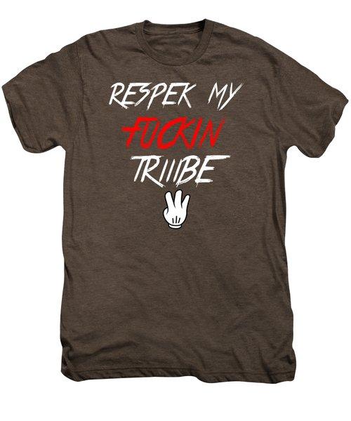 Respek Men's Premium T-Shirt