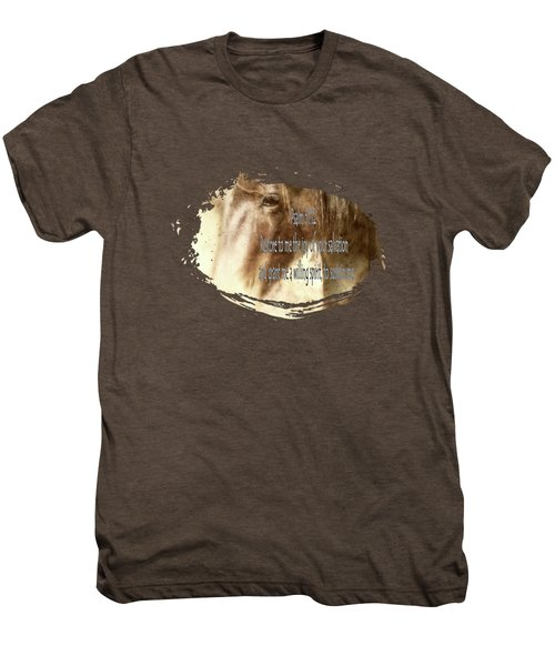 Restoration - Verse Men's Premium T-Shirt
