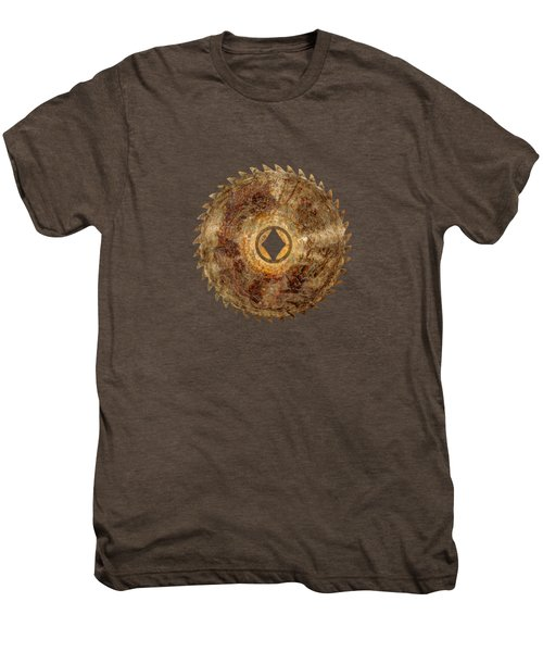 Rip Tooth Sawblade Men's Premium T-Shirt