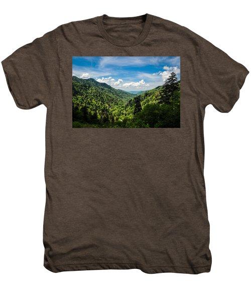 Rolling Mountains Men's Premium T-Shirt
