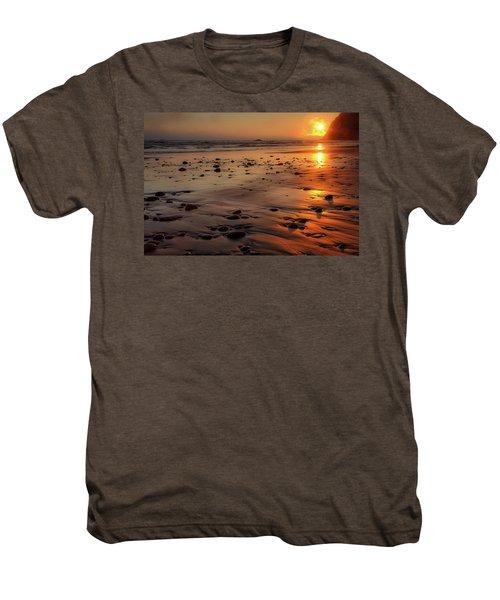 Ruby Beach Sunset Men's Premium T-Shirt