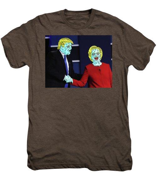 Running Down The Same Cloth. Men's Premium T-Shirt