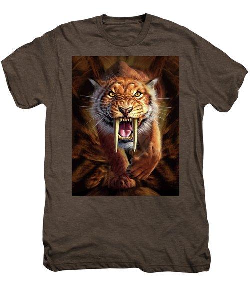 Sabertooth Men's Premium T-Shirt