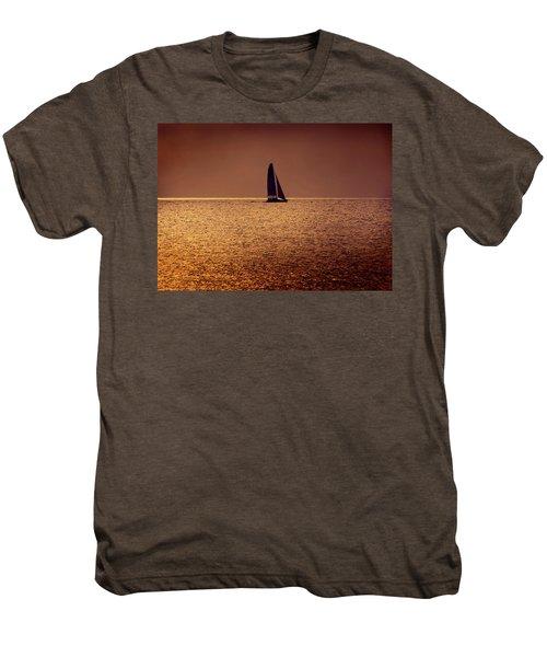 Sailing Men's Premium T-Shirt