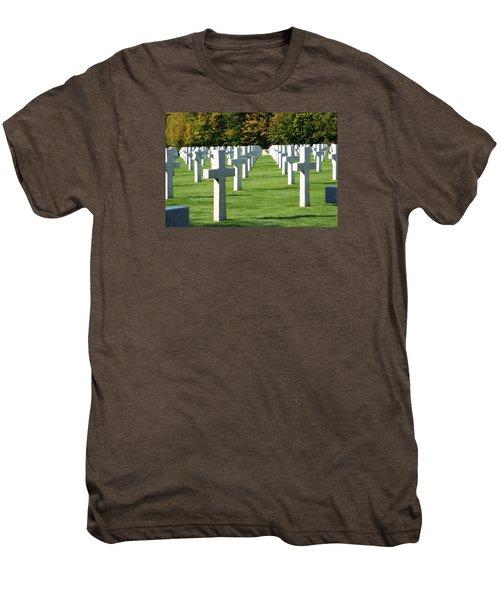 Saint Mihiel American Cemetery Men's Premium T-Shirt