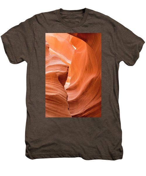 Sandstone Swirls  Men's Premium T-Shirt
