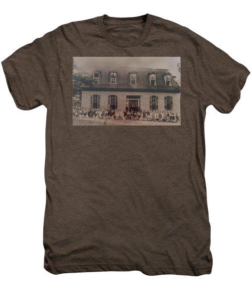 School 1895 Men's Premium T-Shirt