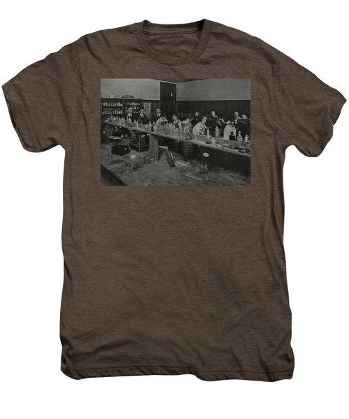 Science 28 Men's Premium T-Shirt