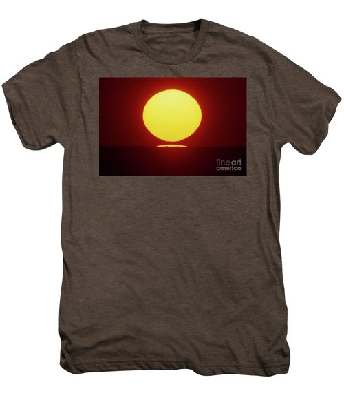 Sea Of Japan Men's Premium T-Shirt by Tatsuya Atarashi