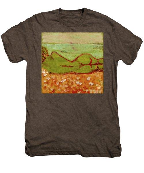 Seagirlscape Men's Premium T-Shirt
