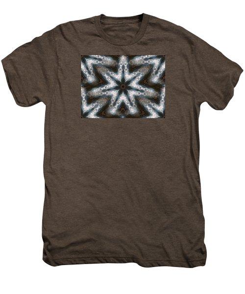 Seamless Mountain Star Men's Premium T-Shirt