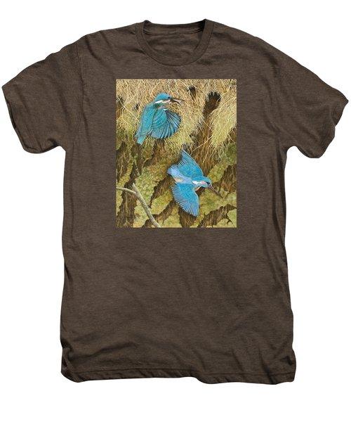 Sharing The Caring Men's Premium T-Shirt
