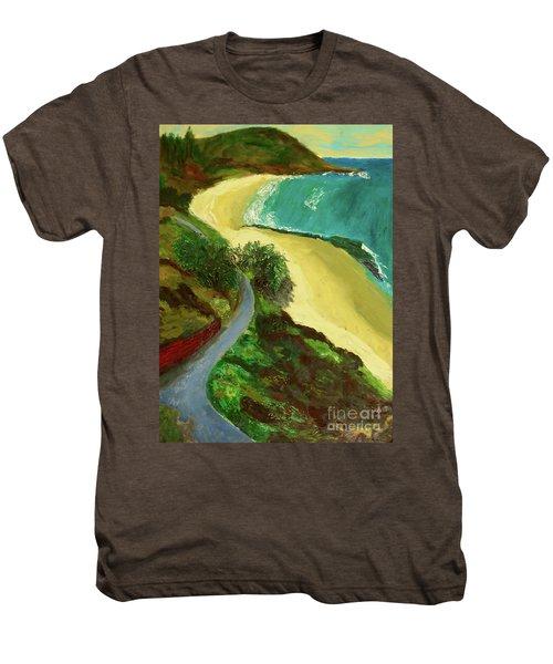 Shelly Beach Men's Premium T-Shirt