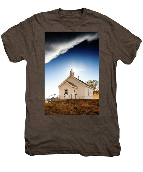 Shelter From The Storm Men's Premium T-Shirt