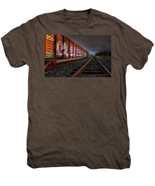 Sidetracked Men's Premium T-Shirt