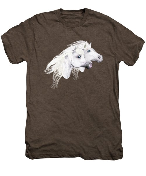 Silver Manes Men's Premium T-Shirt