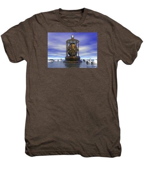 Sixth Sense - Surrealism Men's Premium T-Shirt