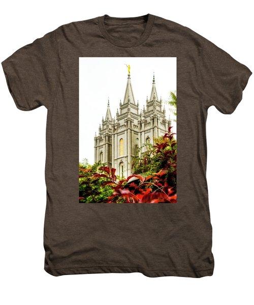 Slc Temple Angle Men's Premium T-Shirt