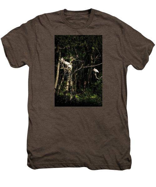 Sleeping Quarters Men's Premium T-Shirt