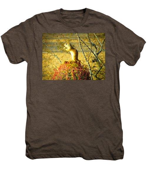 Snack Time Men's Premium T-Shirt