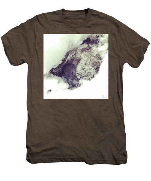 Snow Mouse Men's Premium T-Shirt
