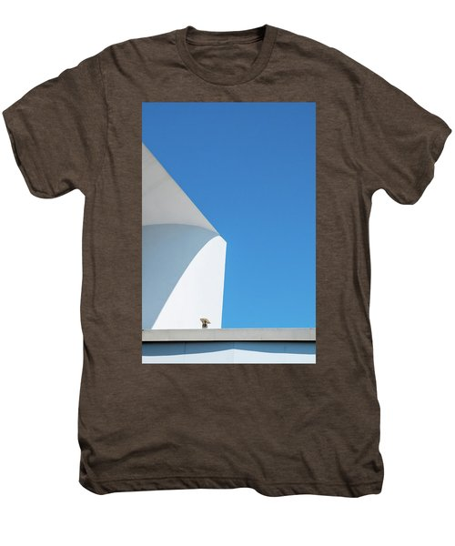 Soft Blue Men's Premium T-Shirt