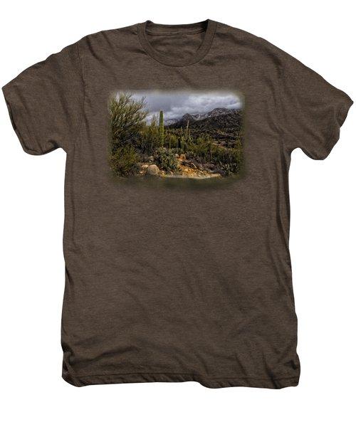 Sonoran Winter No.3 Men's Premium T-Shirt