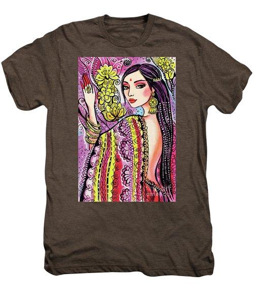 Soul Of India Men's Premium T-Shirt