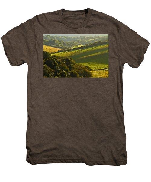 South Downs Men's Premium T-Shirt