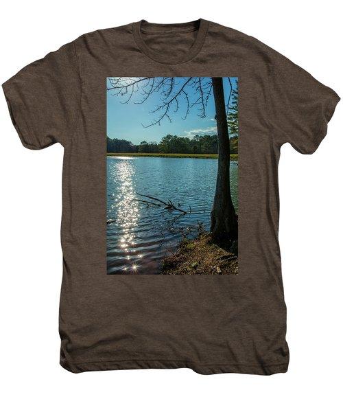 Sparkling Water Men's Premium T-Shirt