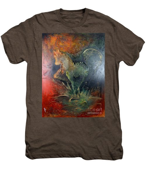 Spirit Of Mustang Men's Premium T-Shirt
