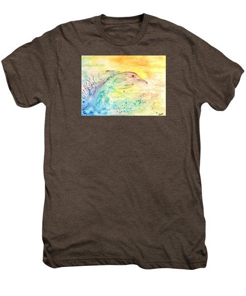 Splash Men's Premium T-Shirt