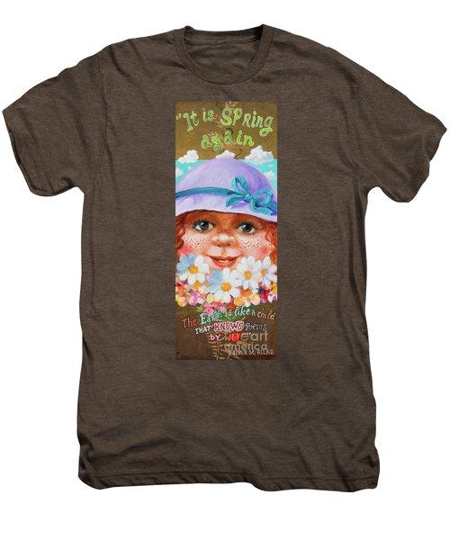Spring Men's Premium T-Shirt
