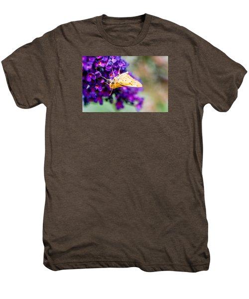 Spring Moth Men's Premium T-Shirt