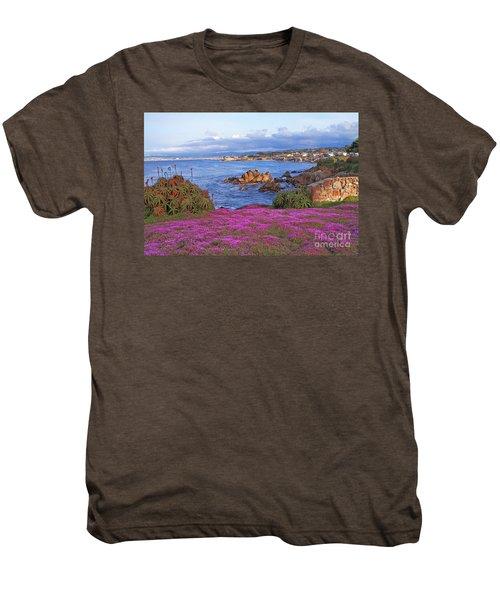 Springtime In Pacific Grove Men's Premium T-Shirt
