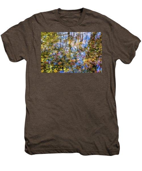 Stillness Holds Everything Men's Premium T-Shirt
