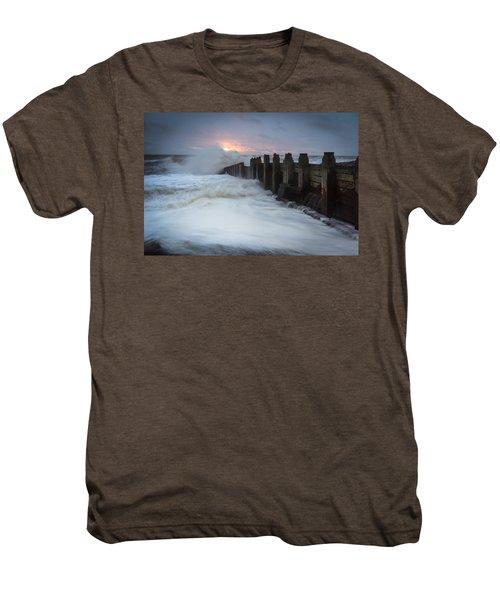 Stormy Morning Men's Premium T-Shirt