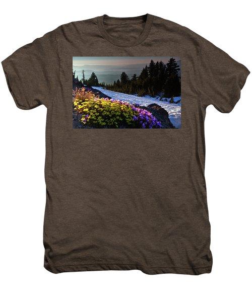 Summer And Winter Men's Premium T-Shirt
