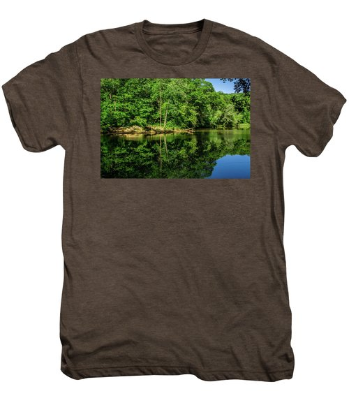Summer Reflections Men's Premium T-Shirt